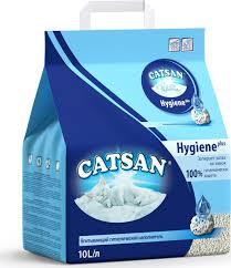 """<b>Наполнитель</b> для кошачьего туалета """"<b>Catsan</b>"""", впитывающий, <b>10</b> ..."""