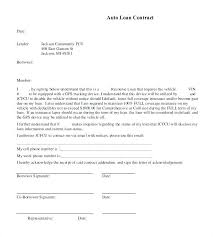 Photography Equipment Loan Agreement Template Corporate Business ...