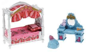 Lalaloopsy Bedroom Furniture Amazoncom Fisher Price Loving Family Kids Bedroom Toys Games