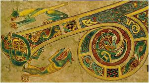 Image result for book of kells tattoos