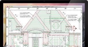 MacDraft Professional | 2D CAD for Mac | Microspot Ltd.