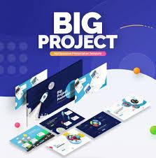 Best Powerpoint Presentation Big Project Best Powerpoint Template Of 2019 Rrgraph Design