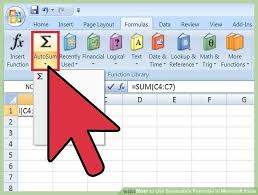 image titled use summation formulas in microsoft excel step 5