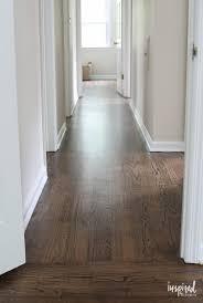 Dark hardwood floors Grey Refinished Hardwood Floors With Dark Walnut Stain And Satin Poly Finish Home Depot My Refinished Hardwood Floors dark Walnut Stain Refinshing My