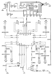 Volvo 850 1995 wiring diagrams audio carknowledge