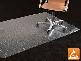 desk chair floor mat for carpet. carpet chair mats - anti-static desk floor mat for