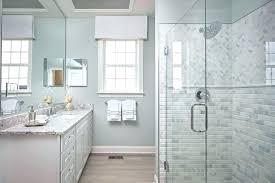 beveled subway tile backsplash white beveled subway tile the walls of this bathroom shower are clad beveled subway tile