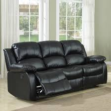 small black leather sectional sofas with recliners nice design sofa double recliner couch covers for shaped