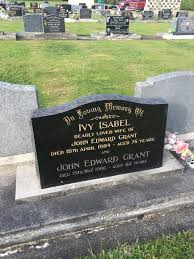Ivy Isabel Grant - Find A Grave Memorial