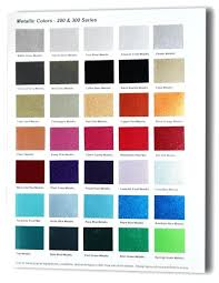 Green Car Paint Chart Ppg Metallic Paint Unitedmovers Co