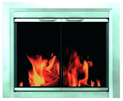 cleaning glass fireplace doors what to use to clean fireplace glass clean fireplace glass clean fireplace