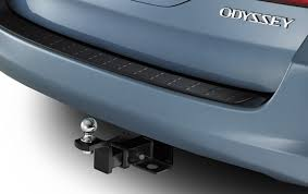 genuine honda odyssey accessories exterior accessories factory trailer hitch genuine honda trailer hitch for honda odyssey 2 receiver style design atf cooler power steering cooler air duct wiring harness and hitch
