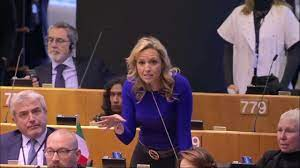 EU Green deal DESTROYED by Italian MEP Silvia Sardone - YouTube