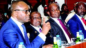 Image result for senate hearing yesterday abuja ibe kachikwu