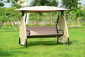 Replacement Cushions Canopy For Swing Garden Hammock