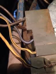 ignition switch for 1970 ford 4000 yesterday's tractors Ford 4000 Tractor Wiring Diagram the only wires to go to the vr are the brown, blue, yellow black, and black (see photo) sorry about the mistake from previous post wiring diagram for ford 4000 tractor
