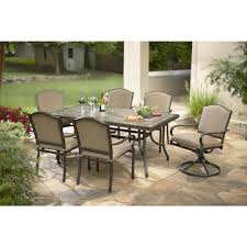 gratis patio furniture home depot design. Free Castle Rock Piece Patio Dining Set With Toffee Cushions. Gratis Furniture Home Depot Design D