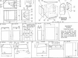Bass Reflex Cabinet Design Whats The Best Bass Performance Speaker Cabinet Page 1