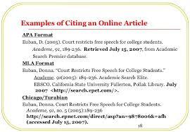 apa format website citation reference citation styles p