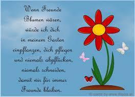 Spruche Blumen Freundschaft