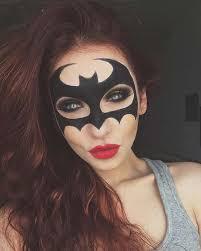 batman mask makeup for unique makeup ideas to try