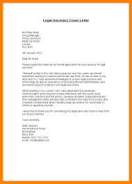 Sample Legal Assistant Cover Letter Best Legal Assistant Cover