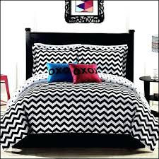 black chevron bedding set chevron bedding king size black and white chevron bedding sets