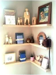 l shaped bookshelves shelf u brackets shelves cloud corner wall c