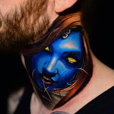 Meet The Man With 31 Marvel Tattoos Tattoo Ideas Artists And Models