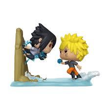 Movie Moment Naruto VS. Sasuke - EBGames.ca