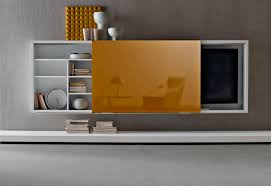 ... Wall Units, Appealing Wall Mounted Cabinets For Living Room Modern  Built In Tv Wall Unit