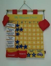 Fiesta Crafts Fabric Star Chart My Reward Chart Star Chart Fabric Wall Hanging By Fiesta