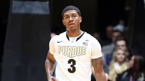 Purdue's Ronnie Johnson sharpens 3-point skill