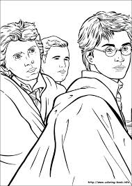 Harry Potter Coloring Pages Harry Potter Coloring Pages Harry Potter