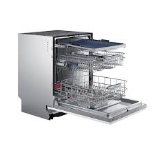 samsung waterwall dw60j9970bb 60cm fully integrated dishwasher on above image to view full picture