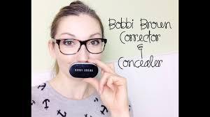amp; Brown Kit Corrector Demo review Bobbi Concealer