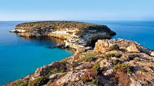 Pelagie Islands Lampedusa Linosa Lampione Alitalia Discover Italy