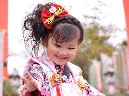 女の子向け自宅でできる七五三の髪型ヘアアレンジ髪飾りall