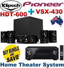 pioneer 5 1 home theater system. image is loading new-klipsch-hdt-600-home-theater-system-pioneer- pioneer 5 1 home theater system
