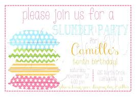 Free Invitation Template Download Free Printable Slumber Party Invitations Free Printable Slumber