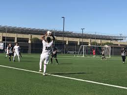 Folsom Lake College men's soccer tie De Anza in final moments of game - La  Voz News