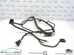 audi a4 b8 2 0 tdi positive starter battery cable alternator audi a4 b8 2 0 tdi positive starter battery cable alternator wiring loom 08 11