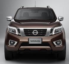 new car 2016 thaiFront view of Nissan Navara PickupTruck 2015 New Model Nissan