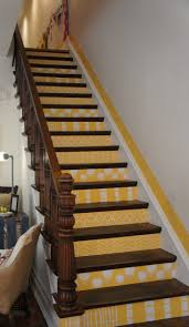 Painted Stairs 27 Best Painted Stairs Painted Staircases Images On Pinterest