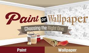 Paint Or Wallpaper Glamorous Download Wallpaper Instead Of Paint Gallery  Decorating Design