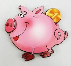<b>Магнит</b> деревянный <b>свинья</b> копилка, символ 2019 года!, цена 50 ...
