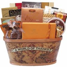 diser our thank you gift ideas when you need to send a n of appreciation clic confections fine wine and gourmet fare rich chocolate are sure