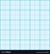 Blue Graph Paper Coordinate Paper Grid Paper Squar