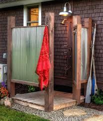 outdoor shower enclosure ideas diy outdoor shower ideas for swimming pools areas outdoor shower designs photos