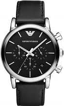 "emporio armani watches men s ladies armani watch shop comâ""¢ mens emporio armani chronograph watch ar1733"